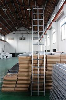 Wind Turbine Aluminum Ladder
