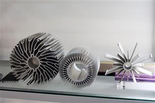 Aluminum Heatsink Extrusion Profiles
