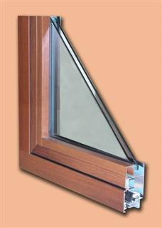 Aluminum Window Extrusion Profiles