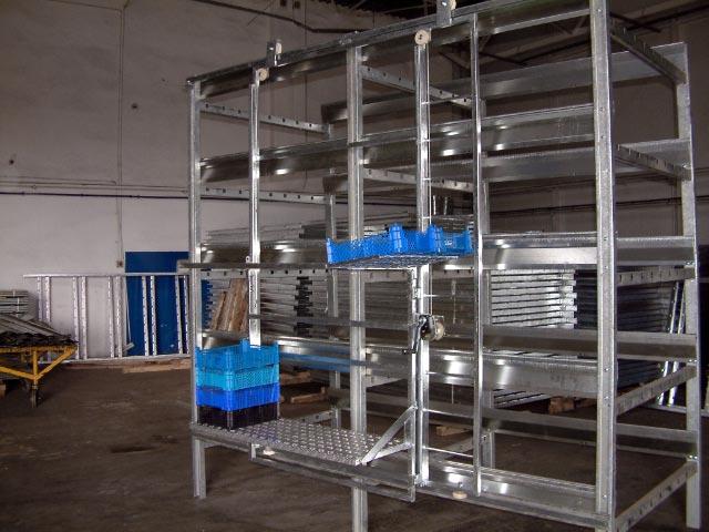 Aluminum Racks Aluminum Rack Profiles Aluminum Rack