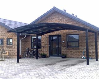 Aluminum Carport Conopy