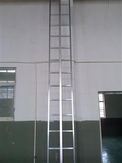 Aluminum Vertical Ladder