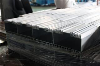 Aluminum Industrial Extrusion