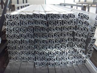 Aluminum Alloy Extrusion Profiles