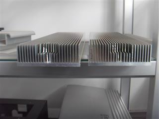 Heatsink Aluminum Extrusion Profiles