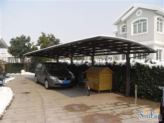 Aluminum Garden Carport