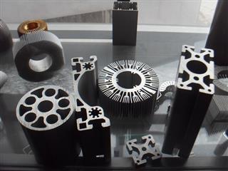 Aluminum Industrial Extrusion Profile