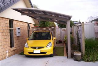 Portable Aluminum Carport